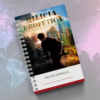 """Libro Digital """"MILICIA..."""